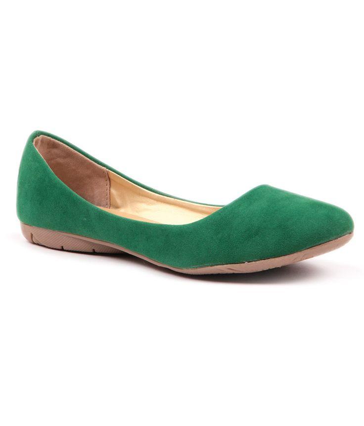 Loved it: Stfu Green Ballerinas, http://www.snapdeal.com/product/stfu-green-ballerinas/1257977197