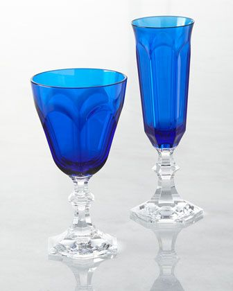 Mario Luca Giusti Dolce Vita Acrylic Drinkware, Stylish yet great for outdoor use