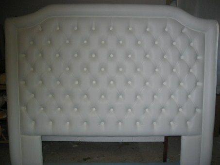 1000 ideas about cabeceros de cama tapizados on pinterest - Como hacer cabeceros de cama tapizados ...