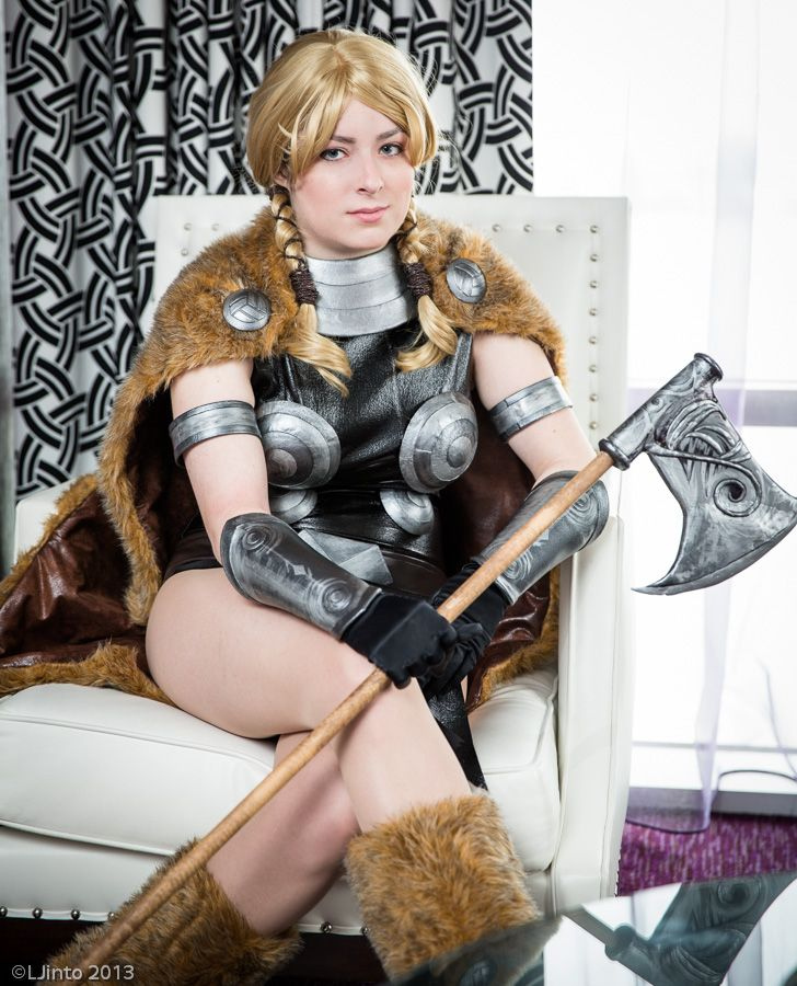 valkyrie marvel costume - photo #6