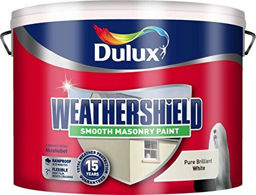 dulux weathershield masonry paint
