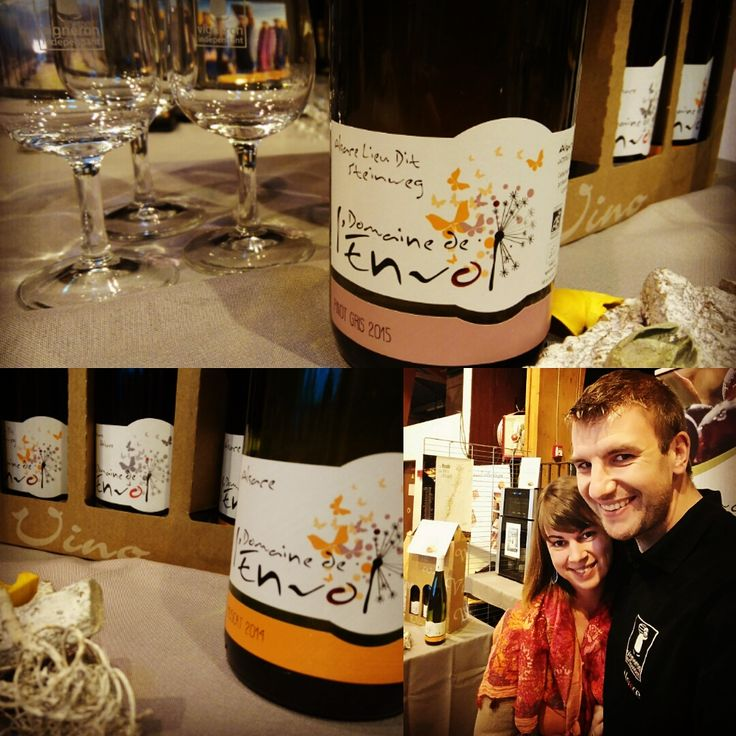 Organic wine - Domaine de l'Envol Raphaël et Catherine