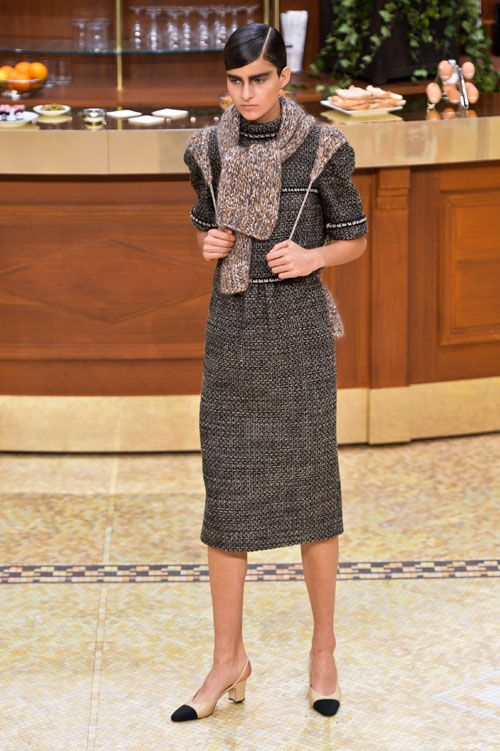 Chanel toamna iarna 2015-2016 (56) - Elle.ro
