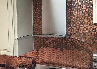 best 20 penny backsplash ideas on pinterest penny wall