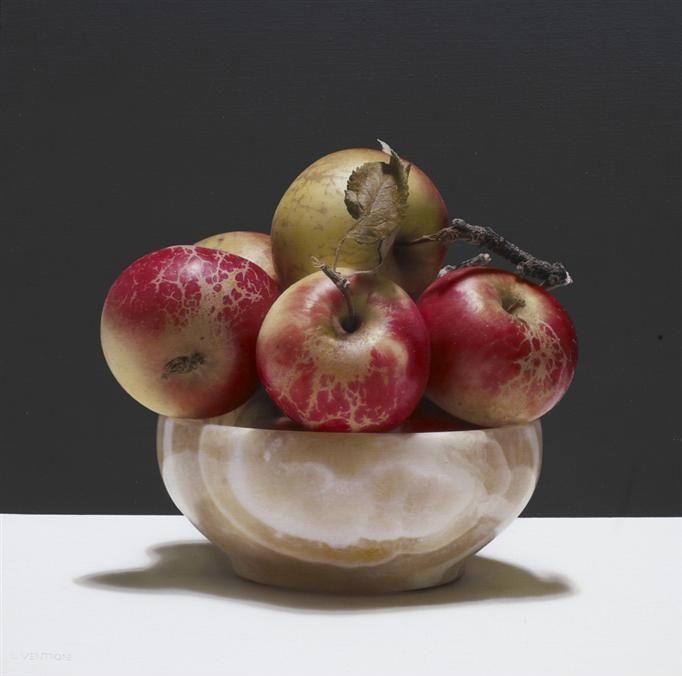 Luciano Ventrone 1942 | Italian Hyperrealist painter
