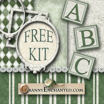 FREE FRENCH CRACKLE DIGI SCRAPBOOK KIT ***Join 1,480 people and follow our Free Digital Scrapbook Board. New Freebies every day.