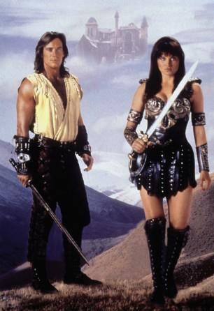 hercules & xena | Movie & TV Love | Pinterest | Hercules