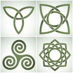 Celtic tattoo symbols