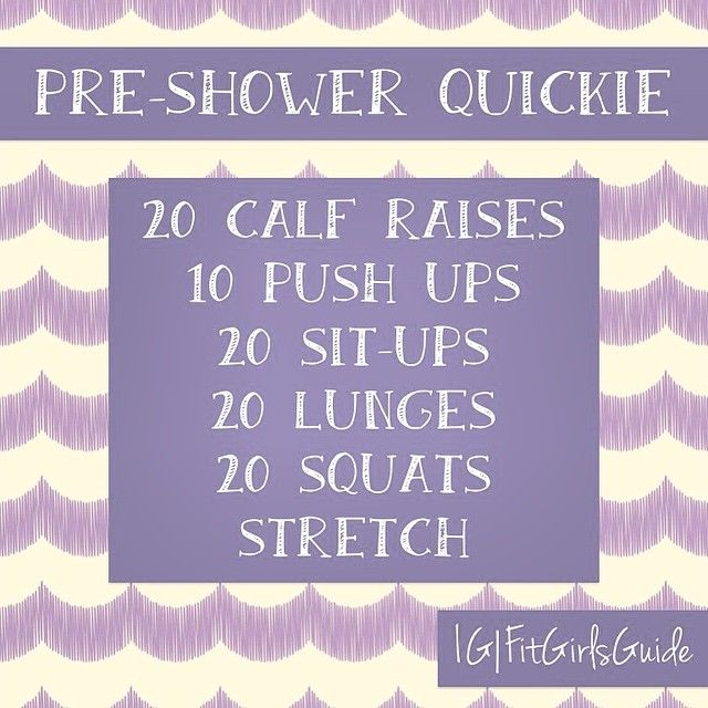 """Fit Girl Tip: Before you hop in the shower, move!  TAP the link in our profile to join the Fit Girl email list! #28DayJumpstart #FitkiniBodyChallenge…"""