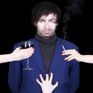 Marcel Lucont Gallic Symbol - Weekly Award winners #comedy week 2 #Adlfringe 2013
