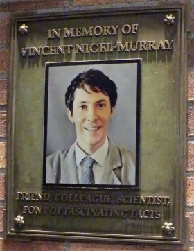 Vincent Nigel-Murray <3 Font of Fascinating Facts