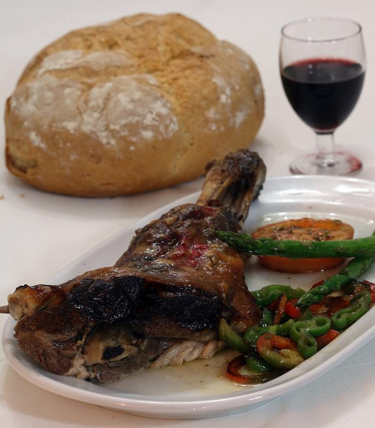 La cocina tradicional - Ternasco