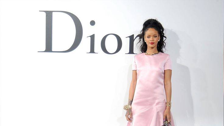 Rihanna and Dior Collaborate on Sunglass Collection: Rihanna teamed up with the Dior Design team to create an exclusive line of sunglasses