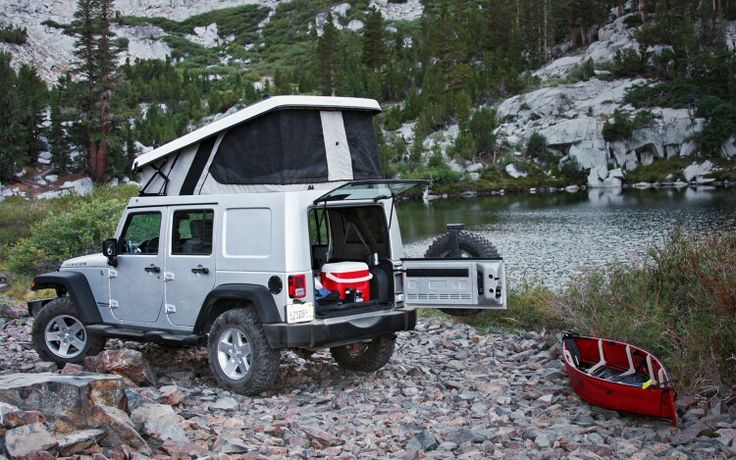 six ultimate adventure vehicles campers vehicles and. Black Bedroom Furniture Sets. Home Design Ideas