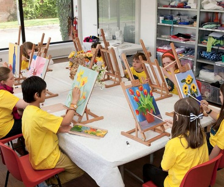 Can kids sit still enough for long enough? Yes, they can. Details on Artzone classes on yourdaysout.com