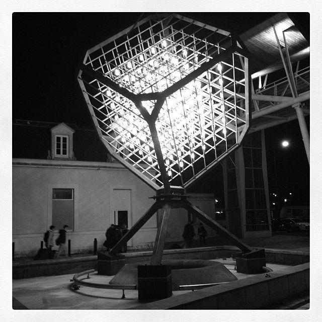 Gare de #Bourges via @Alexandre NICOLAS
