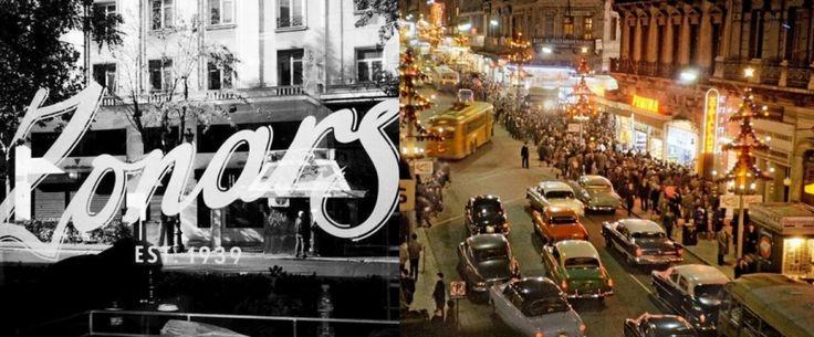 Από τον Νίκο Μουρατίδη Σας μιλάω για 50 χρόνια και βάλε- πριν. ΕντελώςVintage!!! Τότε που η Αθήνα ήταν ακόμα αθώα, τα γλέντια πολύ κομψά, οι κυρ...