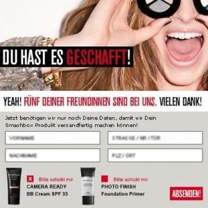 Gratis Smashbox Produkt sichern - http://www.vickyliebtdich.at/gratis-smashbox-produkt-sichern/