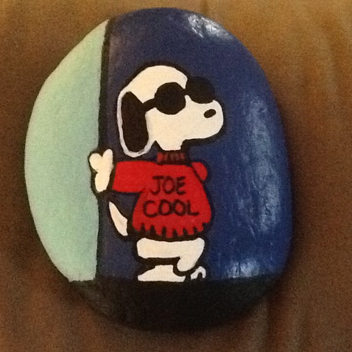 Joe Cool by Kirsten H