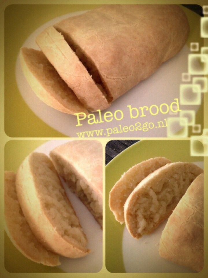 Paleo stokbrood