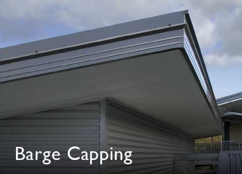Roofing barge capping flashing outdoor for Skillion roof definition