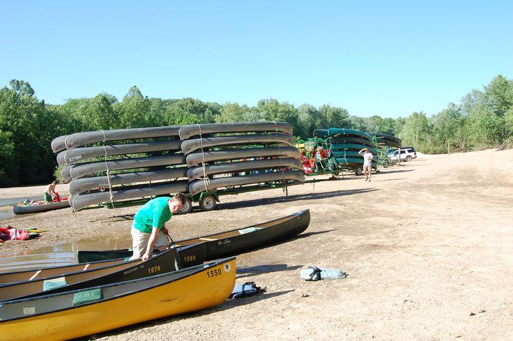 Meramec River Float Trips in Missouri