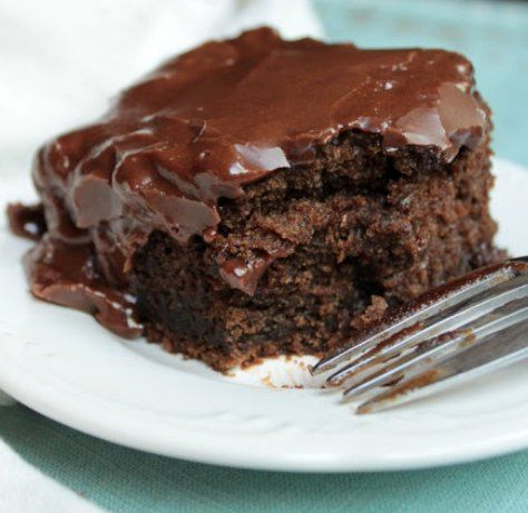 Ms. Donna's Buttermilk Chocolate Cake recipe.