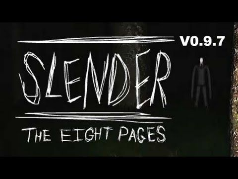 New Slender Game Update v0.9.7 - Slender: The Eight Pages - Now with Glow Stick & Crank Lantern