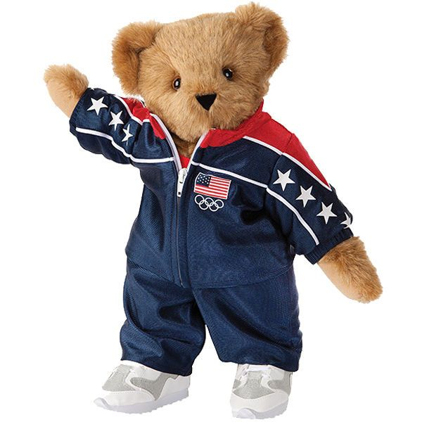 Team USA Vermont Teddy Bear Spirit Bear - $67.99