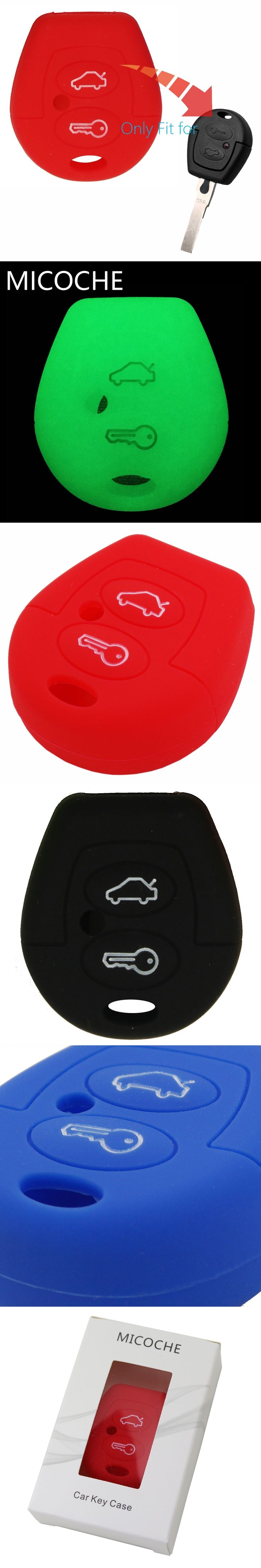 For Seat Ibiza Leon Toledo Mii Altea Cordoba Arosa Alhambra Exeo FR Supercopa For VW Sharan 2 Button Car Key Case Cover