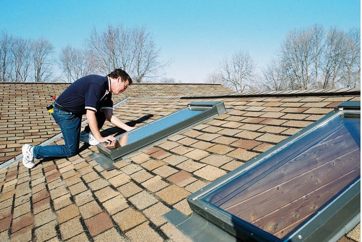 The Roofers Roofing services provide roof repairs, new roofs, flat roof repairs, new flat roofs and all kind of roofing services inToronto.