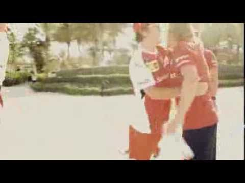 "Un adelanto del documental ""Fernando Alonso, calentando motores en Dubái"" (http://bsan.es/dubai-documental) A preview of the documentary ""Fernando Alonso, warming up  in Dubai"" (http://bsan.es/dubai-documentary) 07-03-21014"