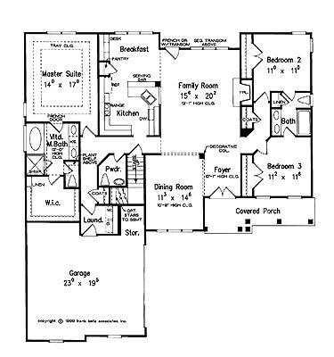 23 Best Images About House Plans On Pinterest