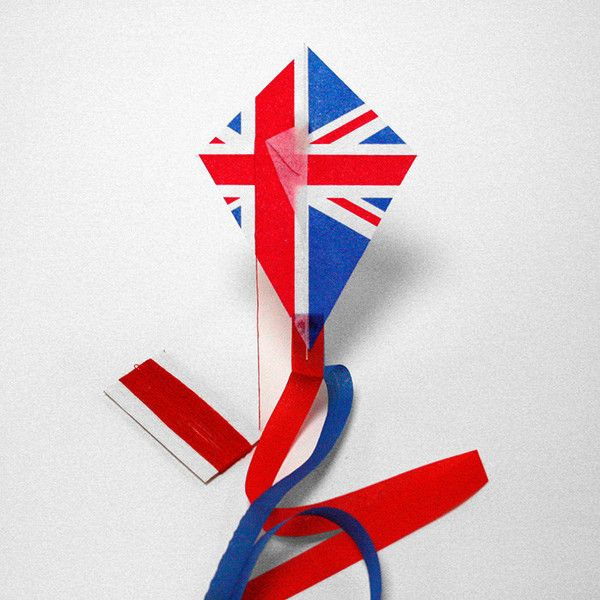 UNITED KINGDOM flag kite http://kitecompany.com/collections/flagkite/products/flagkite-uk?variant=823000863