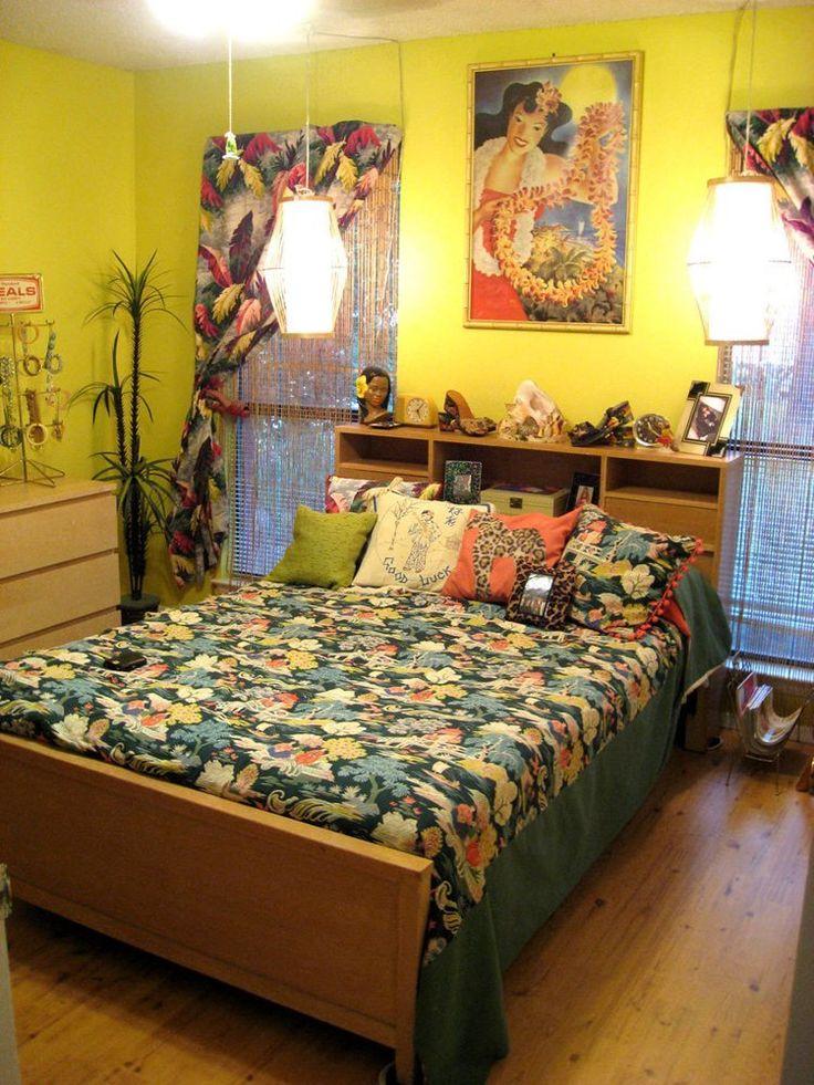 165 best Retro Bedroom Ideas images on Pinterest Bedroom ideas