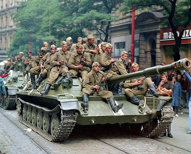 布拉格1968