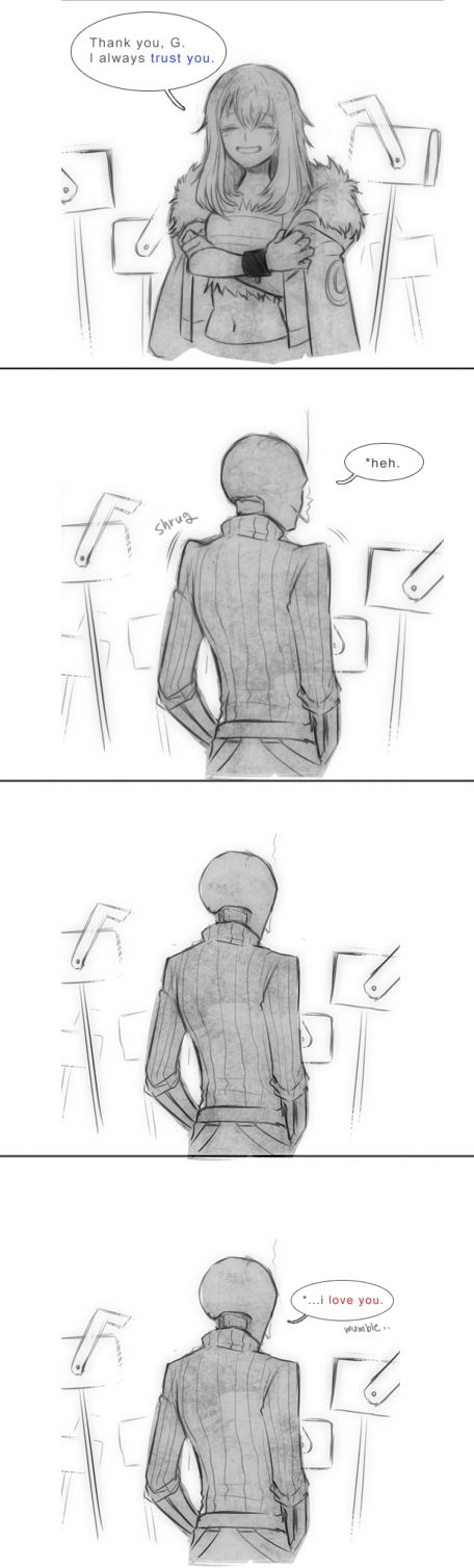 gaster!sans x #Frisk #gaster #sand - Oh god such simple word my heart help I can't take it *burst of happiness*