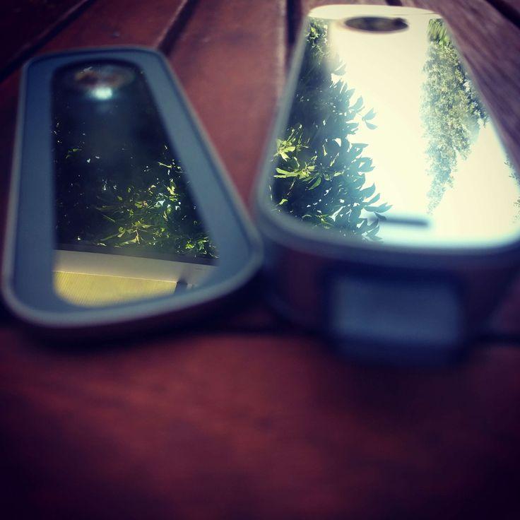 Gorilla glass of the Firefly 2 #vaponaut #firefly2