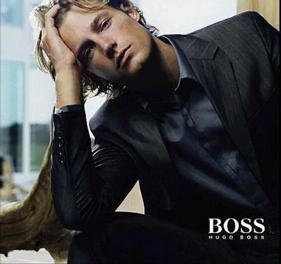 Gabriel Aubry [James Cavendish - Grounded]