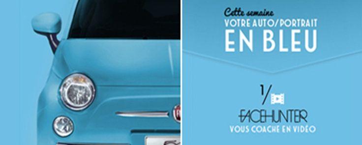 """Campagne digitale et social media """"Mon autoportrait"""" - Agence One"""