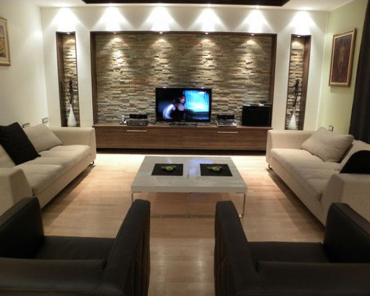 elegant modern living room ideas - Google Search