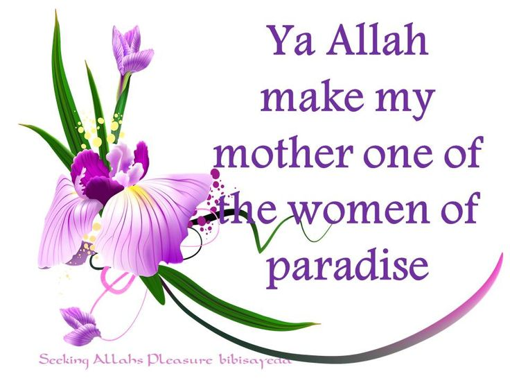 mothers of paradise