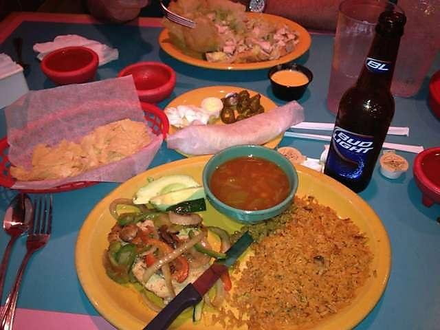 Casa Ole Restaurant - Jasper, Texas