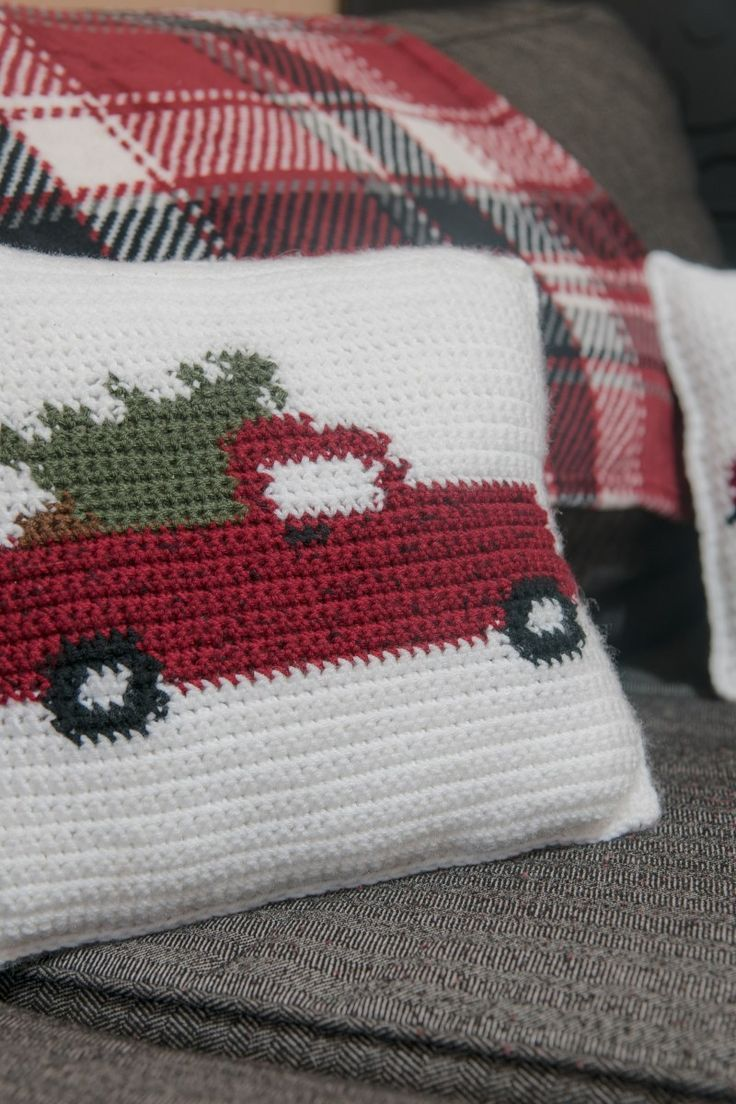 Get The More Patterns At Sheruknittingcom In First Part Of Crochet By Tashiab Basic Granny Square Stitch Diagram Free Pattern For Vintage Red Christmas Truck