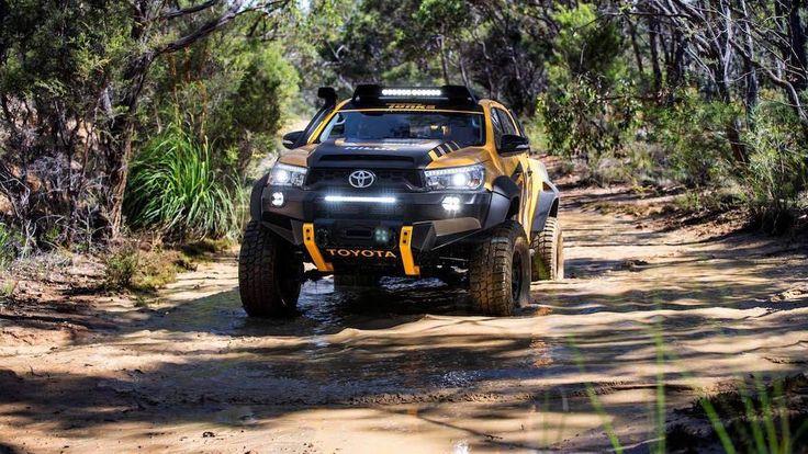 Toyota Hilux Tonka: Este nuevo concepto da vida al juguete que siempre habías soñado