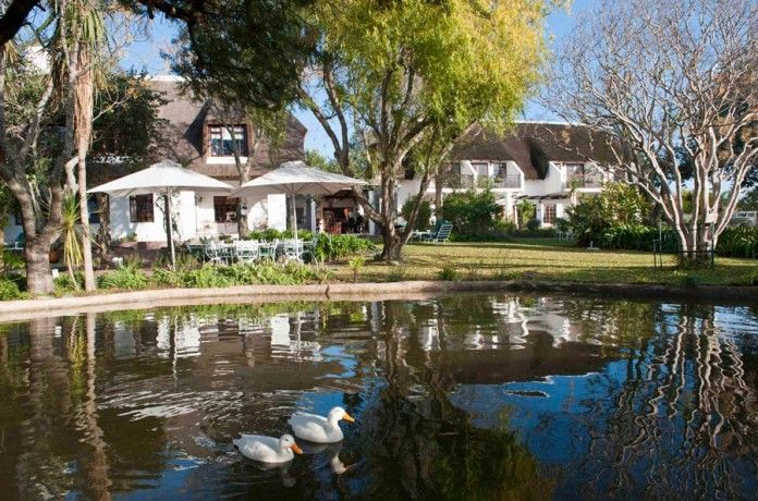 Wedgeview Country House & Spa - Stellenbosch