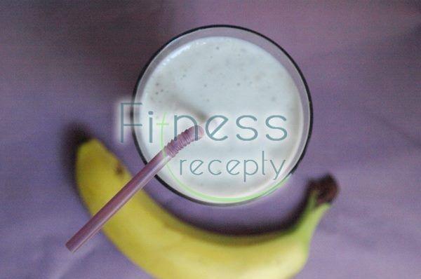 Banánovo – tvarohový koktejl - SportWorld