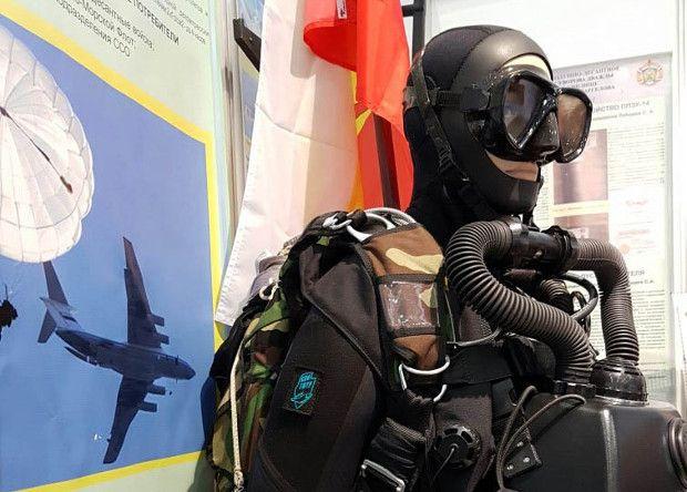 Ребризер ДА-21Мк2Д nplus1.ru - Спецназ сможет дышать в небе и под водой | Военно-исторический портал Warspot.ru