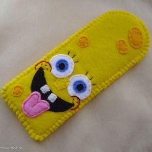 Spongebob - zakładka do książki