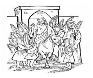 Ausmalbilder Ostern Jesus Ausmalbilder ostern Ausmalen